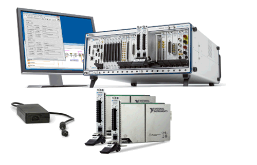 Pxi Data Acquisition System : New page pt aoe vt